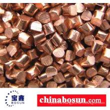 Copper scrap abrasive copper shot 0.3-3.0mm