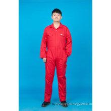 65% полиэстер 35%хлопок высокого качества дешевые длинные рукава комбинезон безопасности униформа (BLY1019)