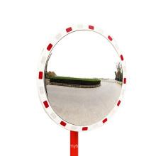 Hot sale 45cm traffic reflective round convex mirror