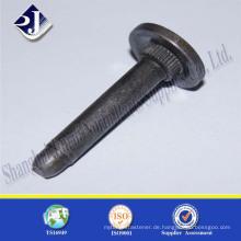 Bulk Kaufen von China Amerika LKW Hot Sale Grade 8.8 / 10.9 Radnabe Schraube