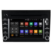 Lecteur de DVD automatique Android 5.1 pour Prosche Cayman / 911/977 / Boxter Navigateur GPS avec connexion WiFi Hualingan