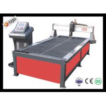 CNC máquina de corte de plasma de llama de acero al carbono