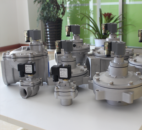 Different types Double Diaphragm Internal Piloted pulse diaphragm jet valves samples for your reference
