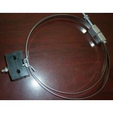 Втулочный зажим для кабельных фитингов ADSS