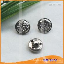 Gravierter Uniform Button BM1687