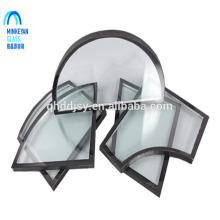Vidrio templado de 10 mm para escaleras mecánicas