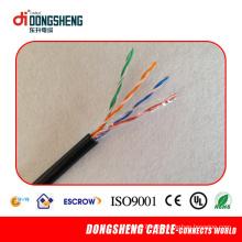 1000FT 4Pair 0.51mm CCA / Cu UTP Открытый кабель Cat5e