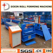 Máquina para fazer chapas de ferro ondulado