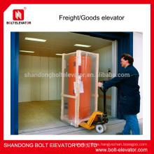 Almacén de carga / elevación de carga / elevador de mercancías