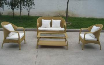 Utomhus trädgård uteplats rotting soffa 2014 - se.bossgoo.com