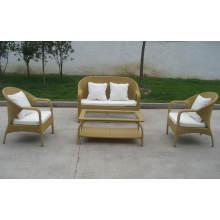 Sofa de rotin jardin extérieur Patio 2014