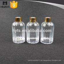 200ml leerer Glasgroßhandelsreeddiffusor für Aromaflasche