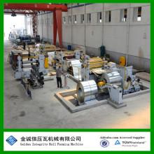 Hochwertige CR HR Stahl Abwickeln Nivellierung Schnitt auf Länge Linie