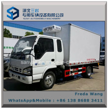 Isuzu Reefer Refrigerated Light Duty Refrigerator Box Truck