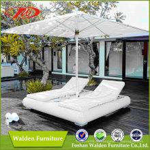 Outdoor-Tagesbett, Garten-Sonnenliege, Freizeit-Bett (DH-9564)