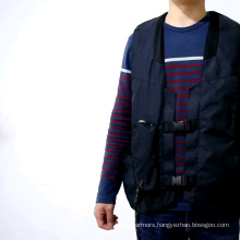 Airbag vests for motorcycle