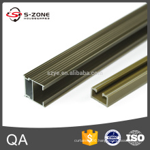 metal ceiling divider curtain track glider pulley system