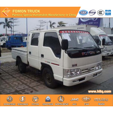 FOTON RHD cargo truck double cabins 2tons