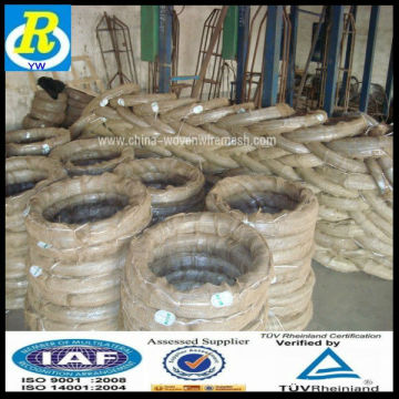 an ping Hot galvanized wire