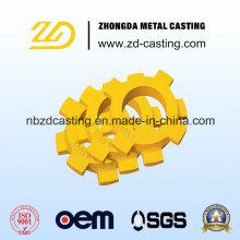 Usinage CNC avec estampage en acier inoxydable pour pièces de rechange