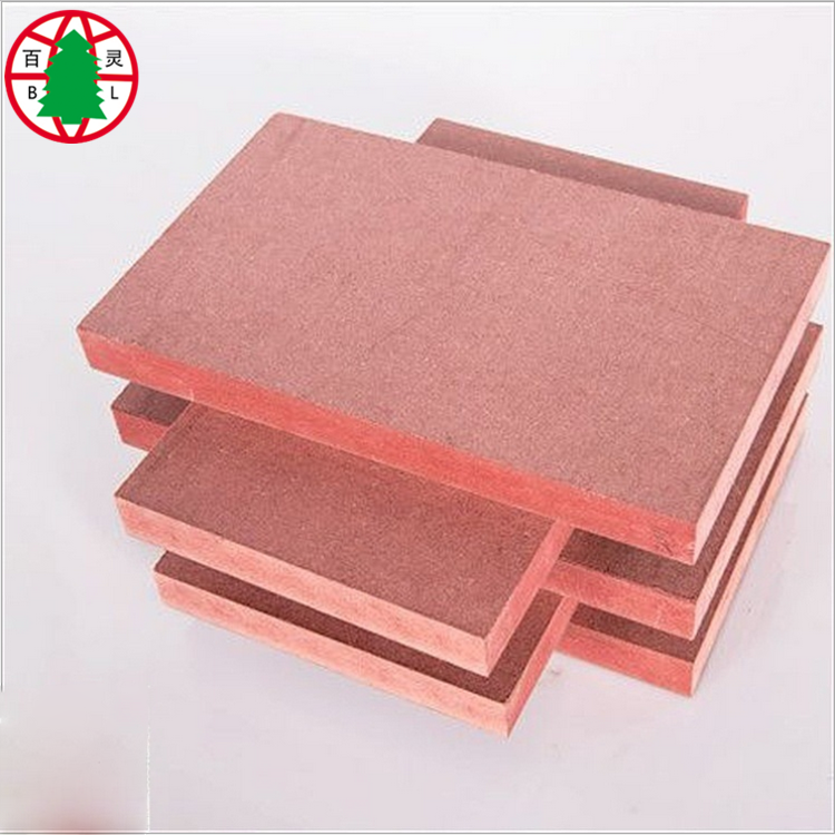 Chinese Good quality Fireproof MDF