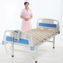 bedsore patient used hospital bed mattress for bedsore prevention