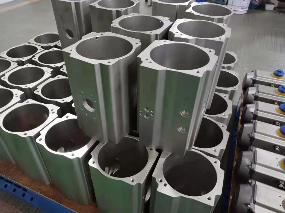 Pneumatic Actuator 05