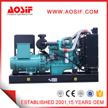 250квт CUMMINS генератор дизельный 3 фазы переменного тока, мощности генератора