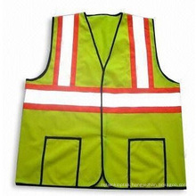 2015 High Visibility Workwear Safety Vest