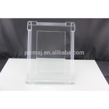 Latest design superior quality decoration crystal photo frame
