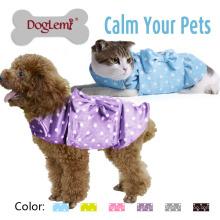 Filhote de cachorro Anti-Ansiedade E Stress Vest Relief Calming Roupa Do Cão Confortável Roupas Macias Para O Cão