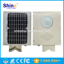 Fácil de instalar 5W Solar Led Solar Luz de jardín de luz