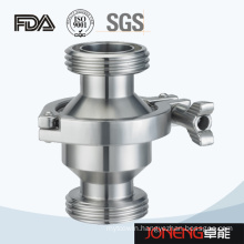Stainless Steel Threading Sanitary Check Valve (JN-NRV1003)