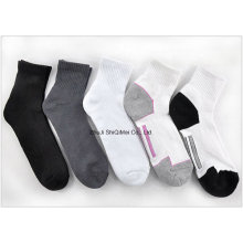 China Socken Fabrik Terry Kissen Sportsocken