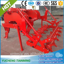 High-efficiency deep ploughing subsoiler
