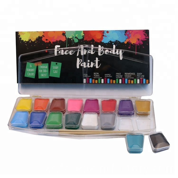 Face Painting Kit 7