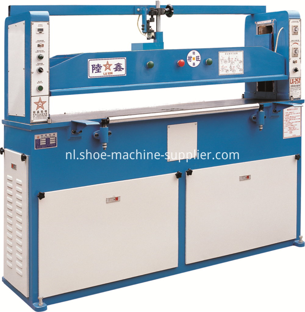 Cardboard Die Cutting Machine