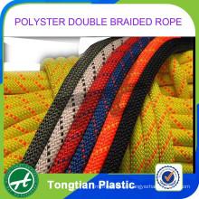 Cordón trenzado del poliéster de la cuerda del multifilamento del poliester multifuncional del poliéster con precio competitivo