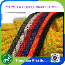 All Purpose Polyester Multifilament Diamond Braided Rope Polyester Cord With Competitive Price