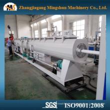 Tubos de abastecimento de água de PVC extrusão / extrusora máquina com preço atraente