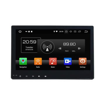 Android 8.0 car multimedia per Hilux 2016-2017
