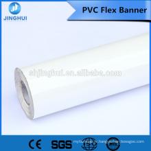 bannière flex de PVC d'impression décorative, rouleaux de bannière de Panaflex, matériel extérieur de bannière de PVC de flex