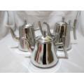 Bule em casa abastecido com infusor removível / fabricante de chá e conjunto de filtro