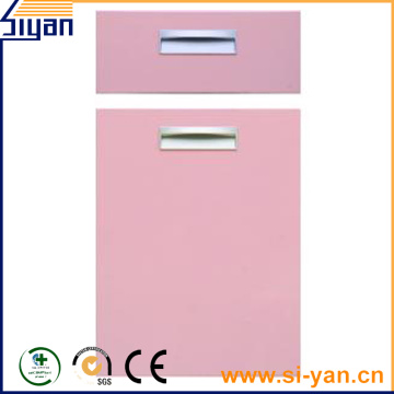 Wooden replacement cabinet doors and drawer fronts