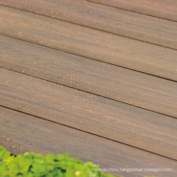 Waterproof WPC Outdoor Co-Extrusion Flooring