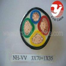 3*70+1*35 copper fire retardance copper cable