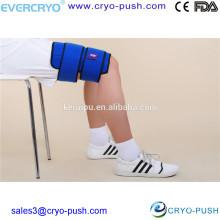 Reutilizable Hot and Cold Therapy Patch Deportes envolturas de hielo para el muslo