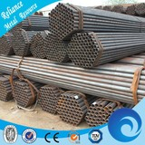 ASME B3610 WELDED BLACK ROUND STEEL TUBE