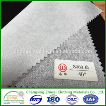 8060 pa coating fabric paste-point fusible nonwoven interlining thailand most