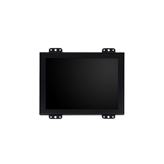 Open frame monitor front view S